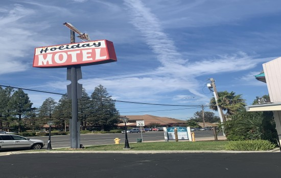 Welcome To The Holiday Motel - Welcome To The Holiday Motel