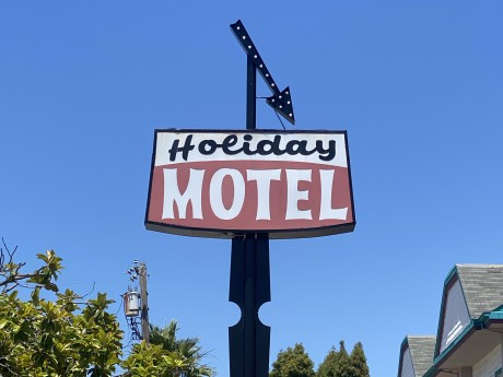 Welcome To The Holiday Motel - Holiday Motel